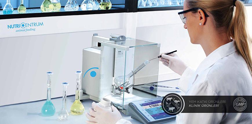 Kalite Kontrol ve Analiz Laboratuvarı
